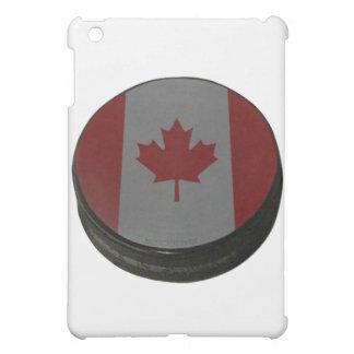 Duende malicioso de hockey canadiense