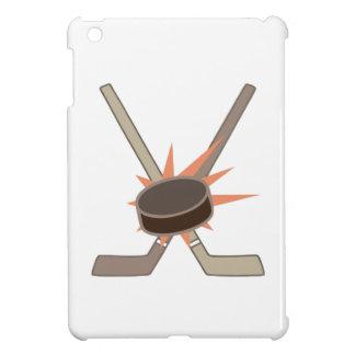 Duende malicioso de hockey
