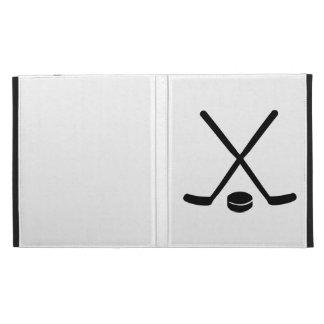 Duende malicioso de los palillos de hockey