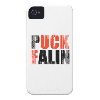 DUENDE MALICIOSO QUE FALTA FALIN Faded.png de la Case-Mate iPhone 4 Funda