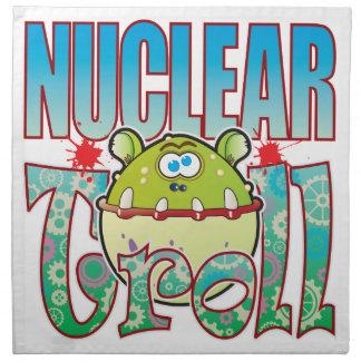 Duende nuclear servilleta
