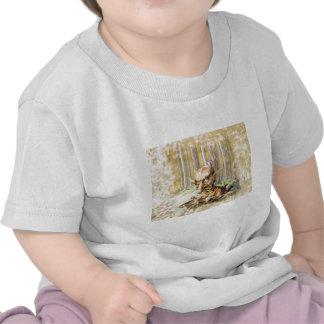 Duende y setas tshirts