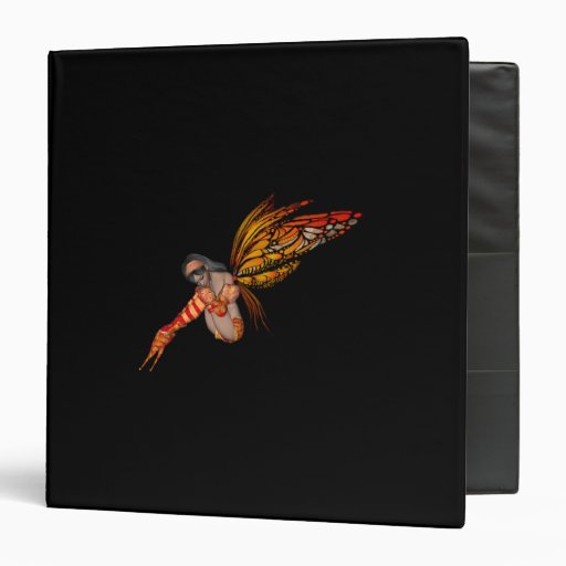 Duendecillo anaranjado de la mariposa de monarca 3