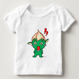 Duendecillo flor en la cabeza baby T-Shirt