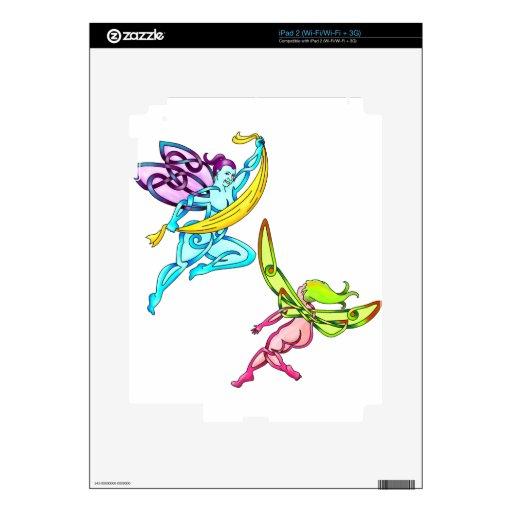 Duendecillos Skins Para iPad 2