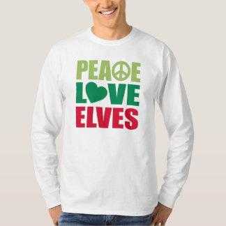 Duendes del amor de la paz playera