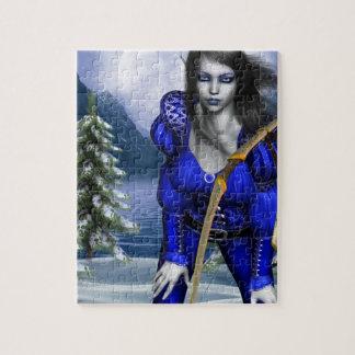 Duendes del hielo puzzles con fotos
