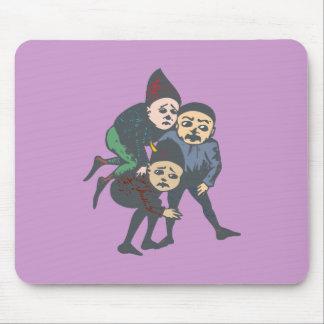 Duendes Gnome imps goblins gnomes Tapetes De Ratón