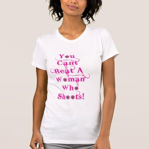 dueño de arma anti de la violencia en el hogar camiseta