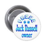Dueño de Jack Russell Pins