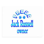 Dueño de Jack Russell Postal