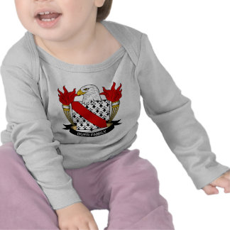 Duer Family Crest Tshirt