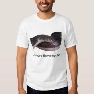 Duerden's Burrowing ASP Basic T-Shirt