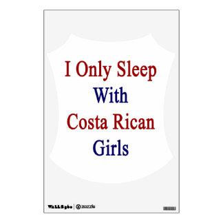 Duermo solamente con los chicas de Rican de la cos