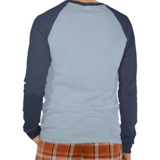Duermo solamente con los chicas holandeses camiseta
