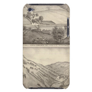 Duerr, Nusbaumer, Bachelder ranches iPod Touch Case