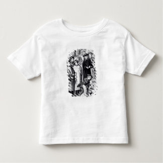 Dues on Wines, granted to the Chapter of Tournai b Toddler T-shirt