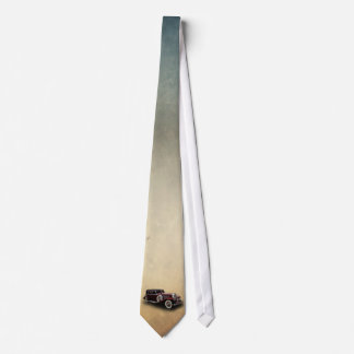 Duesenberg (Duesy) Model J Classic Car Neck Tie