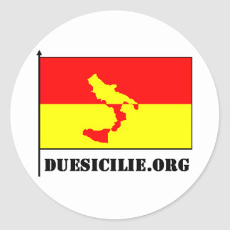 duesicilie.org stickers