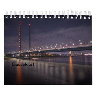 Duesseldorf Calendar