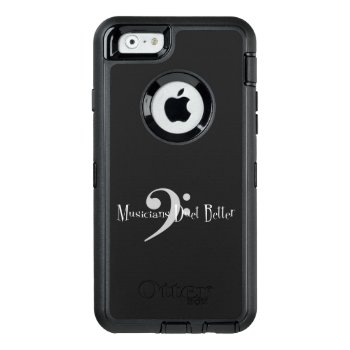 Duet (bass) Iphone & Samsung Otterbox Case by ArtivistMarketing at Zazzle