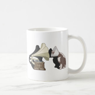 Duet - Dog & Gramphone Coffee Mug