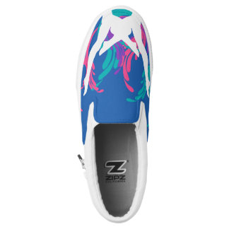 duet synchro printed shoes