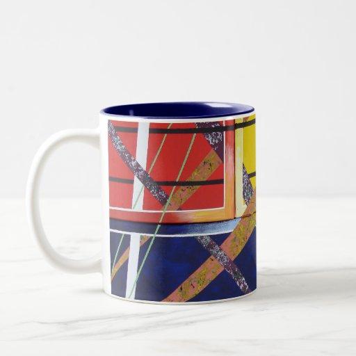 Duets Two-Tone Coffee Mug