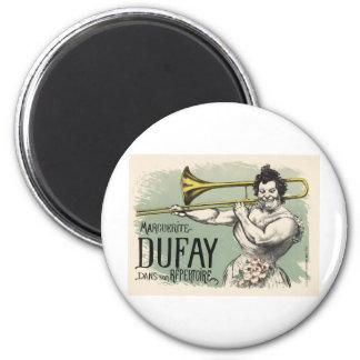 Dufay Hornblower Imán Para Frigorífico