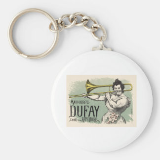 Dufay Hornblower Key Chains