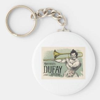 Dufay Hornblower Llavero Personalizado