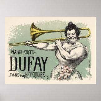 Dufay Hornblower Impresiones
