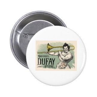 Dufay Hornblower Pin