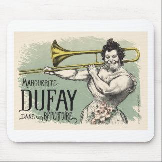 Dufay Hornblower Alfombrilla De Ratón