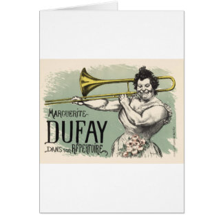 Dufay Hornblower Tarjeta