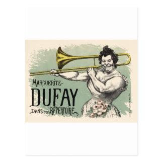Dufay Hornblower Postal