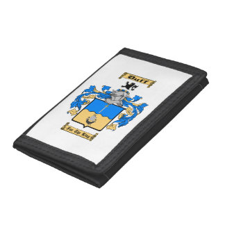 Duff Trifold Wallet