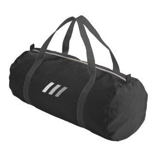 Duffel bag /// Tripple Slash