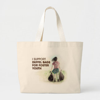 Duffel Bags for Foster Youth Tote