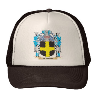 Duffer Coat of Arms - Family Crest Trucker Hat