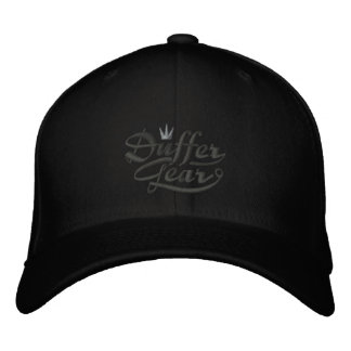 DufferGear Signature Cap Embroidered Hats