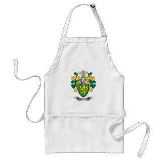 Duffy Coat of Arms Adult Apron