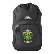 Duffy Coat of Arms Backpack