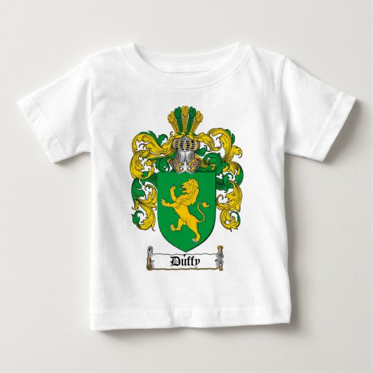 DUFFY FAMILY CREST -  DUFFY COAT OF ARMS BABY T-Shirt