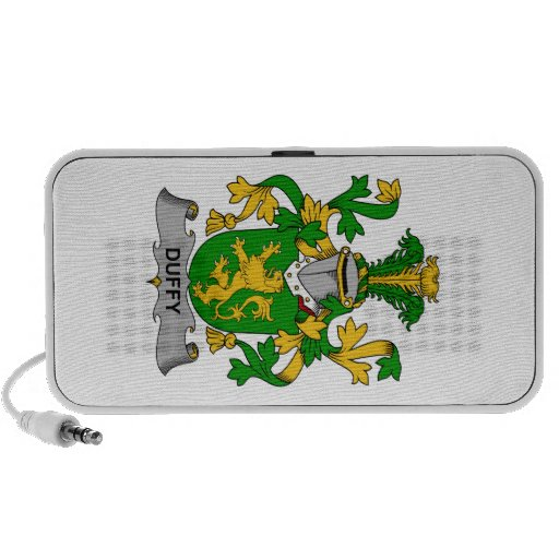Duffy Family Crest Speaker System