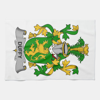 Duffy Family Crest Towel