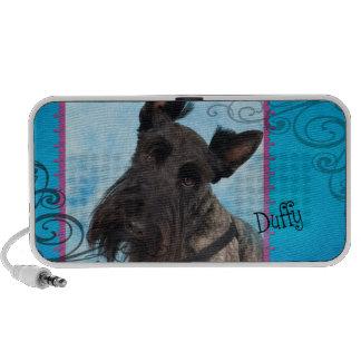 Duffy the Scottish Terrier Portable Speaker