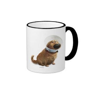 Dug the Dog from Disney Pixar UP Ringer Mug