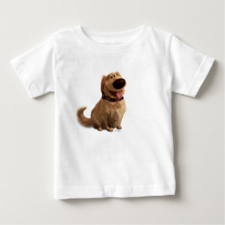 Dug the Dog from Disney Pixar UP - smiling Baby T-Shirt