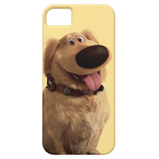 Dug the Dog from Disney Pixar UP - smiling iPhone 5 Cases